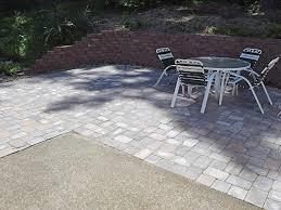 patio 38 pavers for patio project backyard paver patio diy