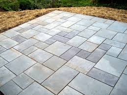 Can You Paint Patio Pavers Paver Patio Makeover Sawdust 2 Stitches