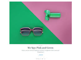 viral brand offers premium goggles how is fashion e commerce selling summer on social media