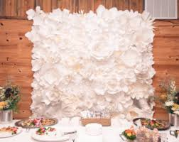 wedding unique backdrop paper flowers wall paper flower wall wedding wall