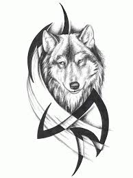 31 best cool wolf tattoo designs images on pinterest wolves sew