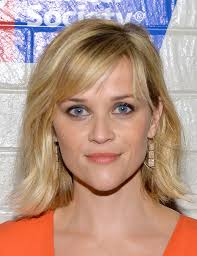 reese witherspoon shoulder length hairstyles reese witherspoon