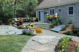 Ideas For Landscaping Backyard On A Budget 15 Before And After Backyard Makeovers Hgtv