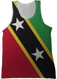Bvi Flag Caribbean Flag Tank Tops Nation Tanks