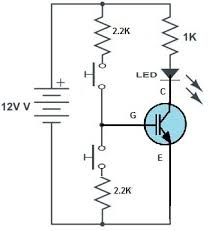 how to test igbt