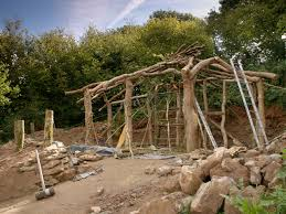 what do you need to build a house man builds fully functional hobbit house in wales so what do you