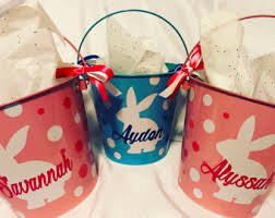 easter pail easter pail etsy