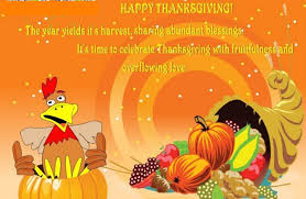 family thanksgiving message festival collections