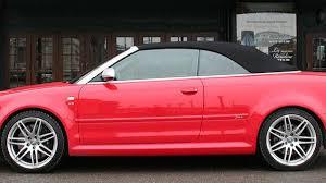 audi convertible 2008 2008 audi rs4 cabriolet autoweek
