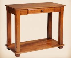 Oak Sofa Table With Drawers Oakwood Furniture Amish Furniture In Daytona Beach Florida