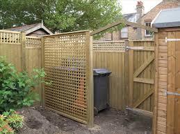 fence trellis topper bu0026q fence trellis top top trellis arched