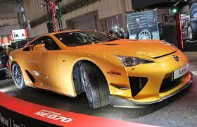 lexus lfa ebay uk dodge ram by house of kolor 25 cool cars from the tokyo auto