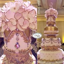 my beautiful 4 tier wedding cake it started off as a simple