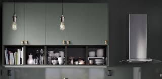 ikea grey green kitchen cabinets matte gray green kitchen cabinets bodarp series ikea