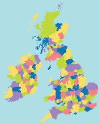 map uk and irelandmap uk counties series mp013 maps 013 u k powerframeworks chart