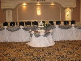 wedding head table decorations ideas head table decorations for