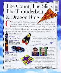 kids u0027 paper airplane book ken blackburn jeff lammers
