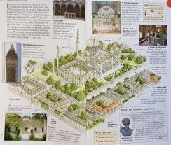 floor plan of a mosque istanbul turkey july 2015 svetanyc