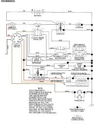 engine wiring craftsman lawn mower solenoid wiring diagram