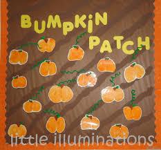 little illuminations fabulous fall bulletin boards