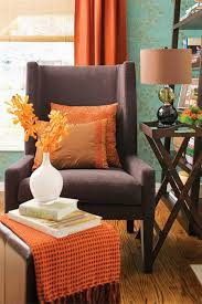 Tangerine Home Decor by 20 Ways To