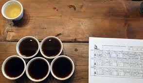 q grader certification is like the coffee bar exam and you u0027ll