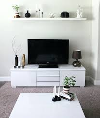 tv stand charming stylish tv audio cabinet ikea hackers besta tv