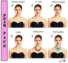 pear shaped face hairstyles pear shaped face right jewelry pear triangle trapezoid shaped f
