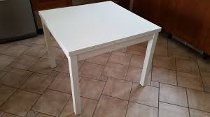 Ikea Masa by Ikea Bjursta Table Step By Step Assembling Instructions