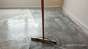 Zep Concrete Floor Cleaner by Workshop In Progress U2013 New Door Transom Window Concrete Floor
