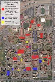 Texas State University Campus Map by Campus Maps Transportation U0026 Parking Services Ttu