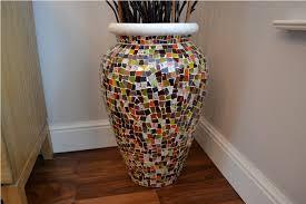 Mosiac Vase Unique Mosaic Vase Design U2013 House Photos