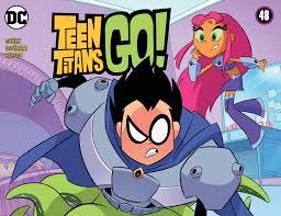 teen titans 2013 chapter 48 1