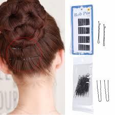 the hair grip aliexpress buy 5 sets black hair grips bobby kirby