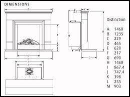 Gas Fireplace Flue by Verine Distinction High Efficiency Balanced Flue Gas Fireplace