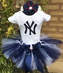 New England Patriots Newborn Clothes New York Yankees Inspired Cheerleader Ny Tutu Baseball Newborn