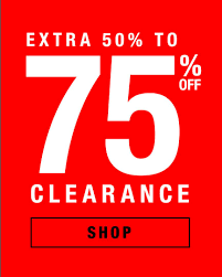 clearance sale on designer shoes dresses clothing handbags at
