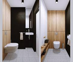 black and wood apartments bold black and wood bathroom design cool relaxing