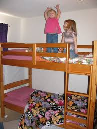 Plans To Build A Bunk Bed Ladder by Things To Consider When Buying Bunk Beds How Do You Do It