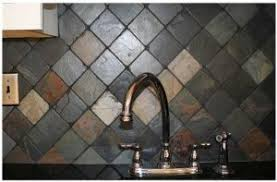 slate backsplash kitchen pros and cons of slate backsplash advantages of slate backsplash