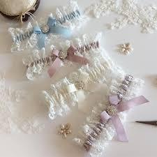 wedding garters silk garters loved by brides beautiful details handmade in