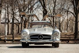 1955 mercedes benz 300sl gullwing silver arrow cars ltd