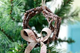 rustic twig wreath ornament day 4 of 12 days of