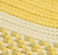 Yellow Outdoor Rug Braided Rugs Flowers Bay Fb31 Yellow Oval Braided Rug Round