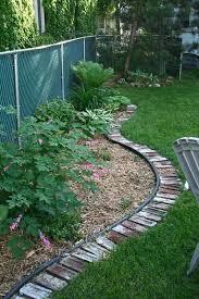 top 28 surprisingly awesome garden bed edging ideas amazing diy