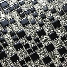 stainless steel mosaic tile glass mosaic kitchen backsplash tiles