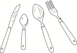 dessins de cuisine dessin de coloriage cuisine à imprimer cp08944
