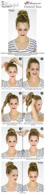 a quick and easy hairstyle i can fo myself 6 excellent easy and fast hairstyles harvardsol com