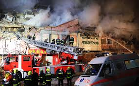 Arizona Firefighters Killed 2015 by Outcry After China Lauds U0027diligent U0027 Officials For Handling Blaze