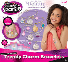 bracelet maker images Cra z art shimmer 39 n sparkle trendy charm bracelets toys